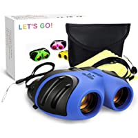 DMbaby Compact Waterproof Binocular for Kids - Best Gifts
