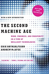 The Second Machine Age: Work, Progress, and Prosperity in a Time of Brilliant Technologies Paperback