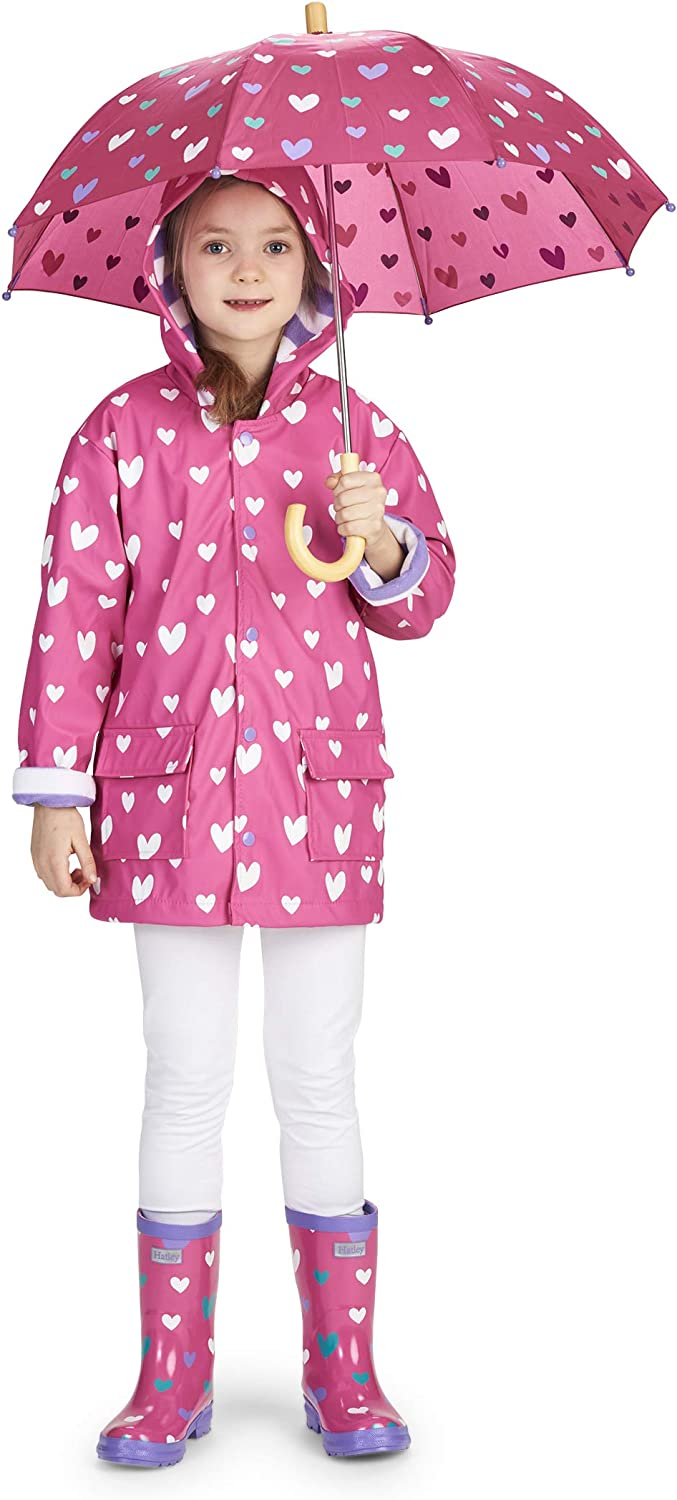 Hatley Girls Printed Raincoats