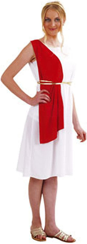 César - Disfraz de romano para mujer, talla 38 (B387-001): Amazon ...