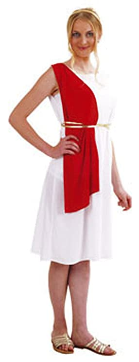 César - Disfraz de romano para mujer, talla 38 (B387-001 ...