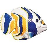 SwimWays Rainbow Reef Mini Fish - Orange/White/Blue