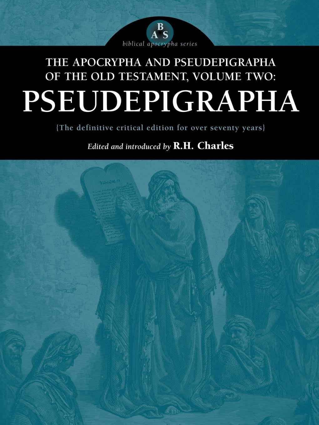Download The Apocrypha and Pseudepigrapha of the Old Testament, Volume Two PDF
