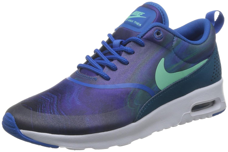 Bleu (bleu Spark   vert Glow bleu Spark) Nike 599408-405, Chaussures de Sport Femme 36.5 EU
