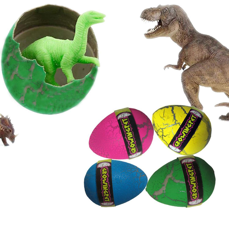 Amazon.com: YOJOY TOYS 12 huevos de dinosaurio y 10 sellos ...
