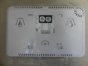 2gig TS1 Wireless Touch Screen Keypad (White)