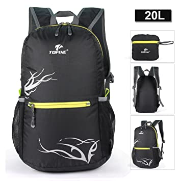IDEGG®Ultra Lightweight Packable Backpack Hiking Daypack   Most ...