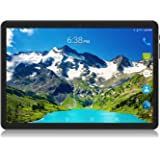 """Android 9.0 Pie,Tablet 10 Inch (10.1""""),10 Core Phablet Tablets Deca-Core,1920x1200 HD IPS,6GB Ram/64GB ROM,3G 4G Double SIM,Telephone Slice WiFi GPS (Black)"""
