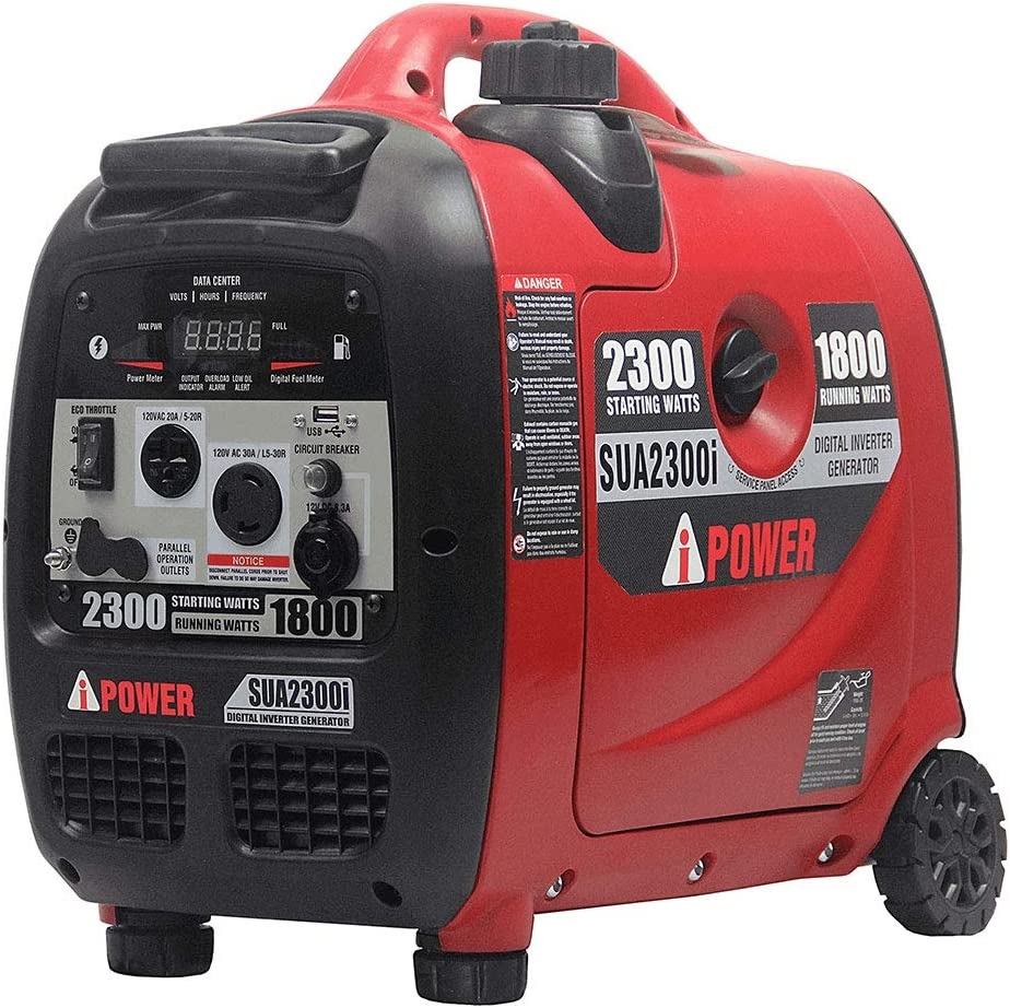 [SCHEMATICS_44OR]  Amazon.com: A-iPower SUA2300i A- 2300-Watt Inverter Generator with Mobility  Kit Parallel Ready for Double Power Ultra Quite: Automotive | Pro Force Generator 2500 Wiring Schematics |  | Amazon.com