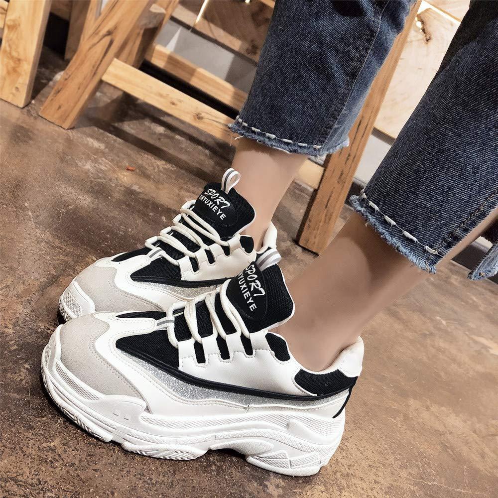 Amazon.com: Sharemen Women Casual Shoes Leisure Letters Shoes Sneaker: Clothing