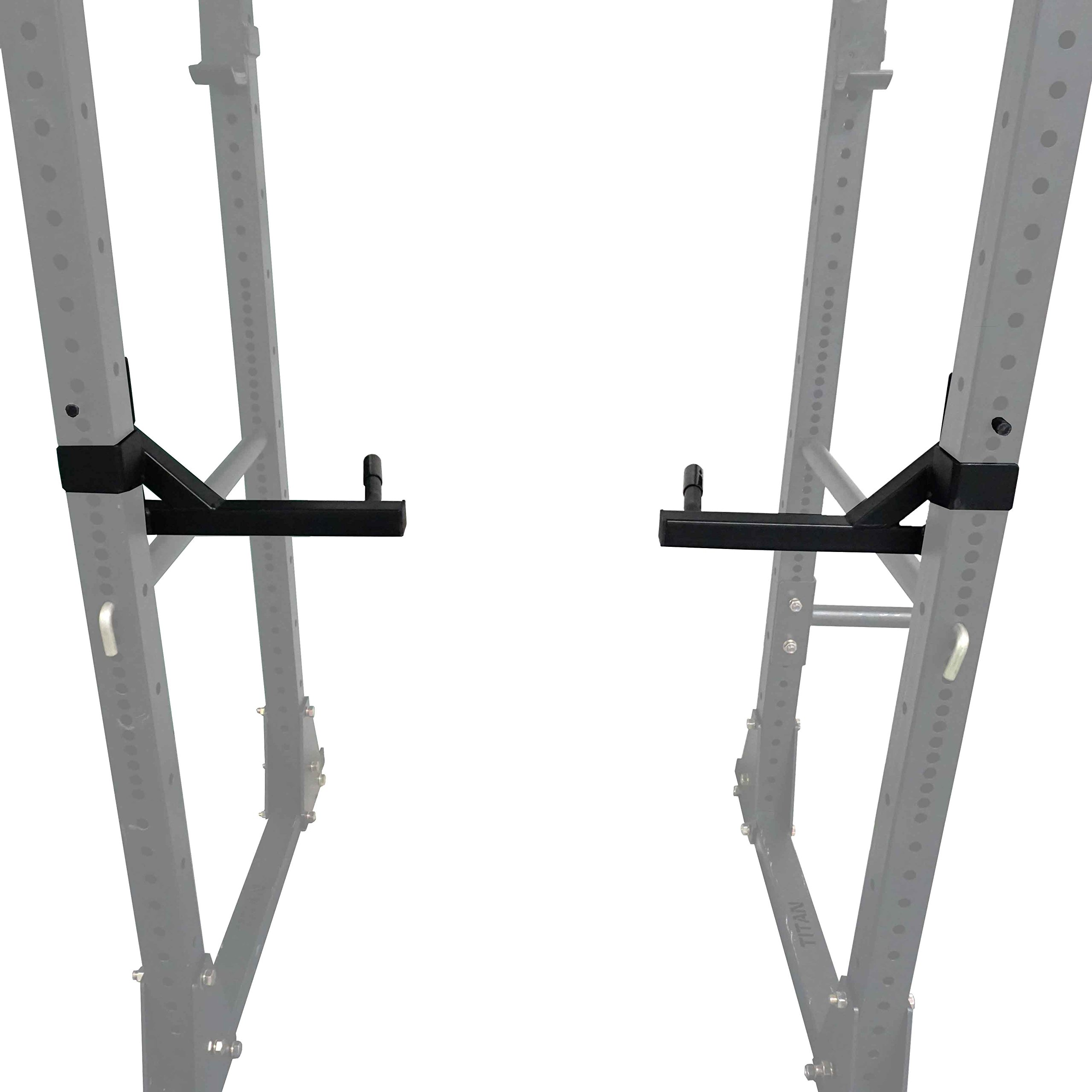 Titan Dip Bar for 3'' x 3'' Power Rack