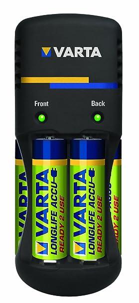 Varta Easy Energy Pocket - Cargador de pilas con 4 pilas ...