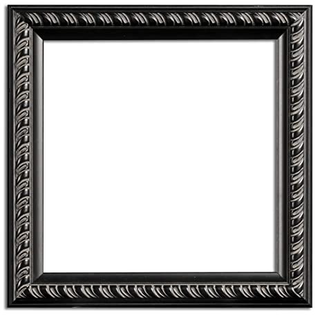 Amazon.com - Gallery Solutions Empty Accent Picture Frame, Rope, 8 ...