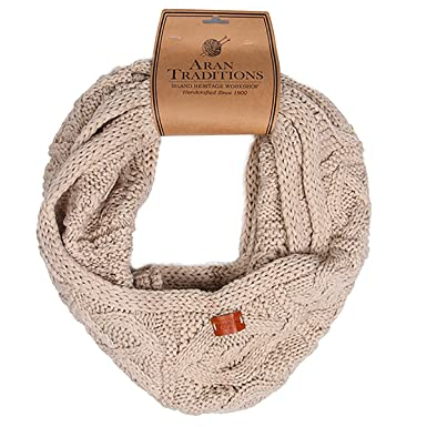 f74c4235d69ac Image Unavailable. Image not available for. Colour: Aran Traditions Oatmeal  Cable ...