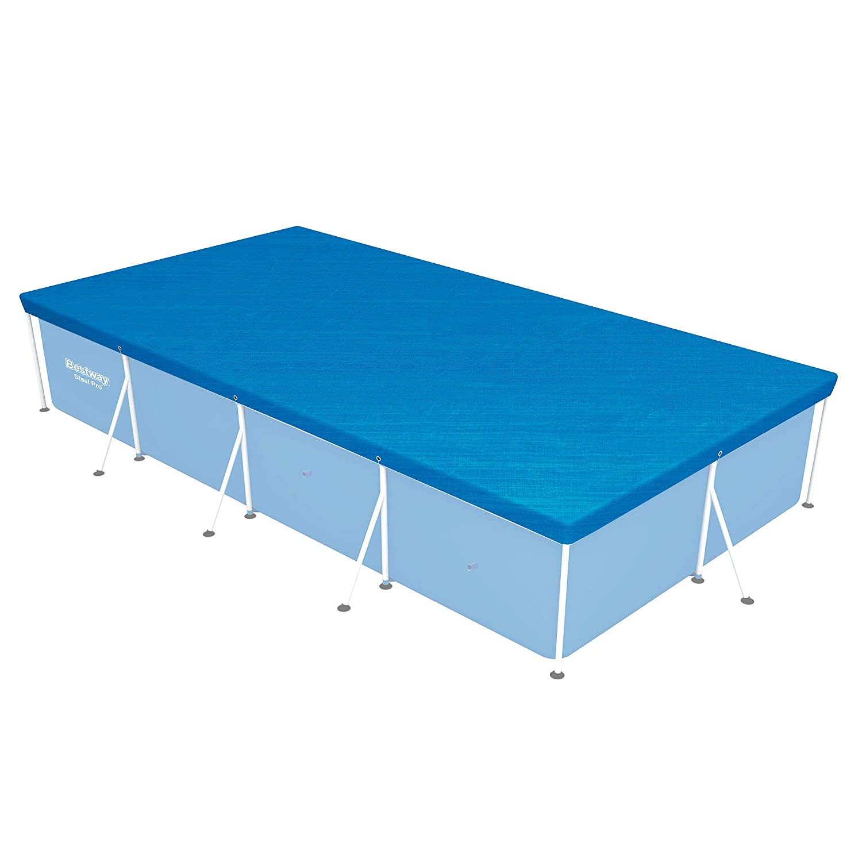 Cubierta Piscina De 400x211x81 cm. Bestway 58107: Amazon.es: Juguetes y juegos