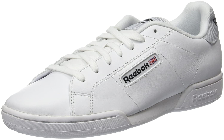 Reebok Unisex-Erwachsene NPC Rad Pop Low-Top  44.5 EU|Wei? (White/Black)