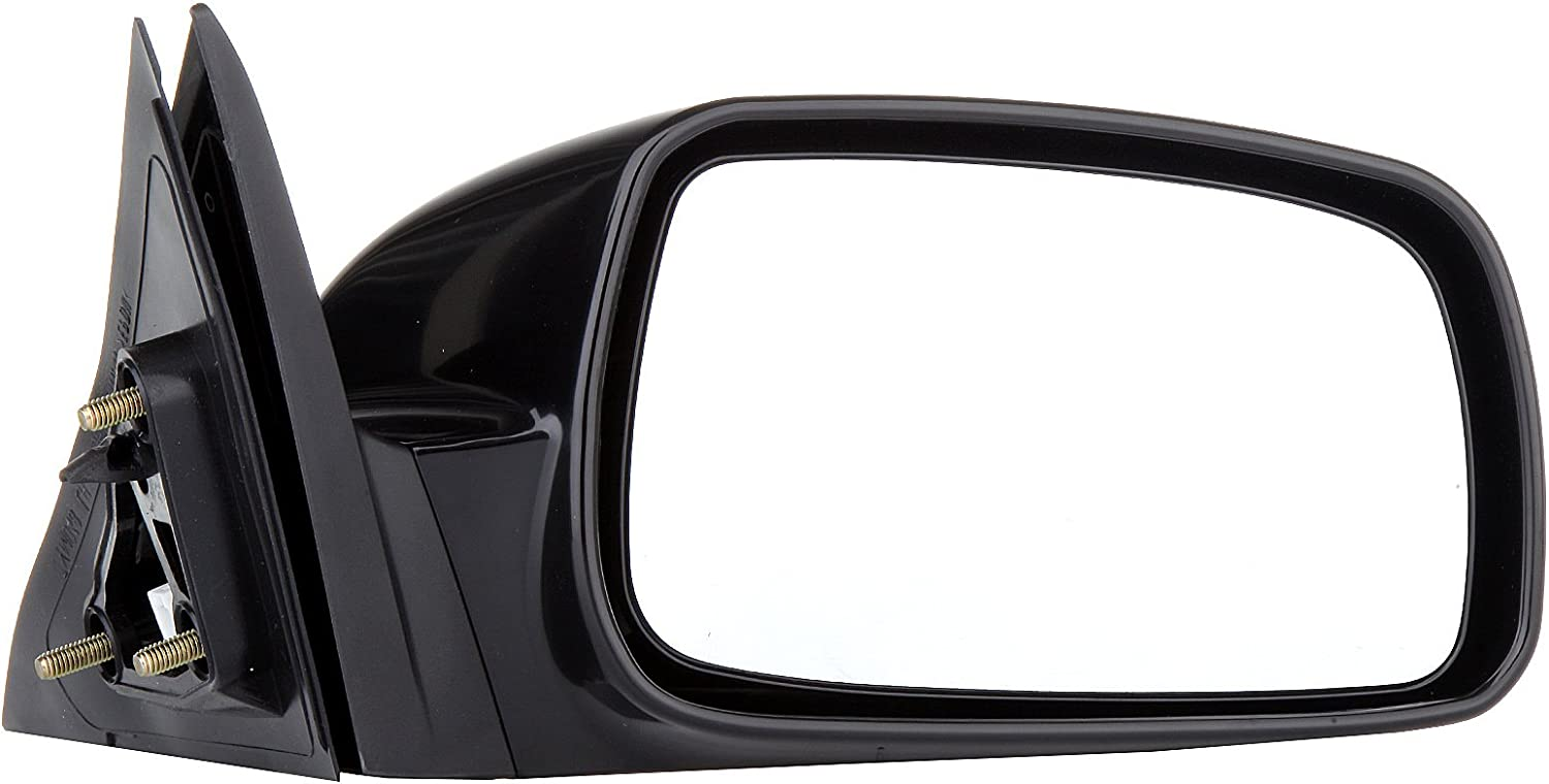 ECCPP Passenger Side Mirror Fit for 2007-2011 Toyota Camry Power Mirror 2007-2011 Toyota Camry Hybrid Power Mirror Power Adjustment Non-Heated Non-Folding