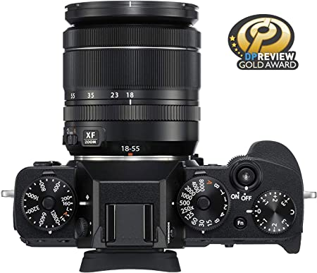 Fujifilm X-T3 w/XF18-55 Lens Kit - Black product image 8
