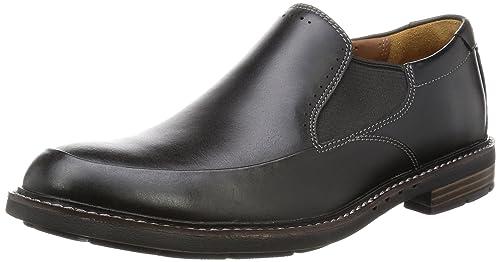 Unelott Step Black Clogs and Mules