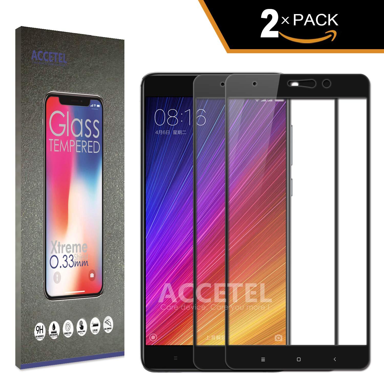 RE3O Xiaomi MI 5S Plus Protector Cristal Templado Cobertura ...