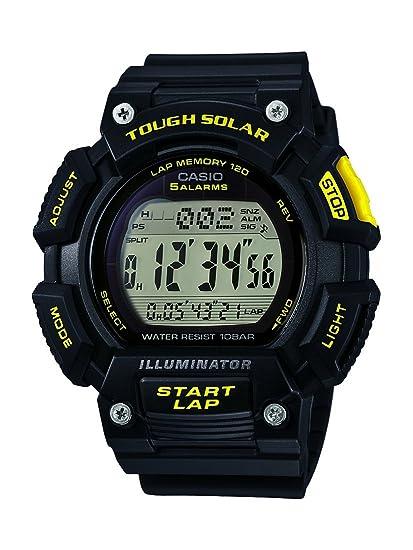 Casio Reloj Digital para Hombre de Cuarzo con Correa en Resina STL-S110H-1CEF: Casio: Amazon.es: Relojes