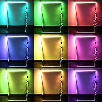 RGB LED Glass Edge Lighting Kit  4pcs RGB LED Glass Shelf Lights   RGB  ControllerRGB LED Glass Edge Lighting Kit  4pcs RGB LED Glass Shelf Lights    . Glass Shelf Lighting. Home Design Ideas