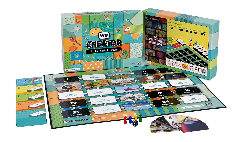 We Creator ストーリーテリングボードゲーム B07SRHF5RR
