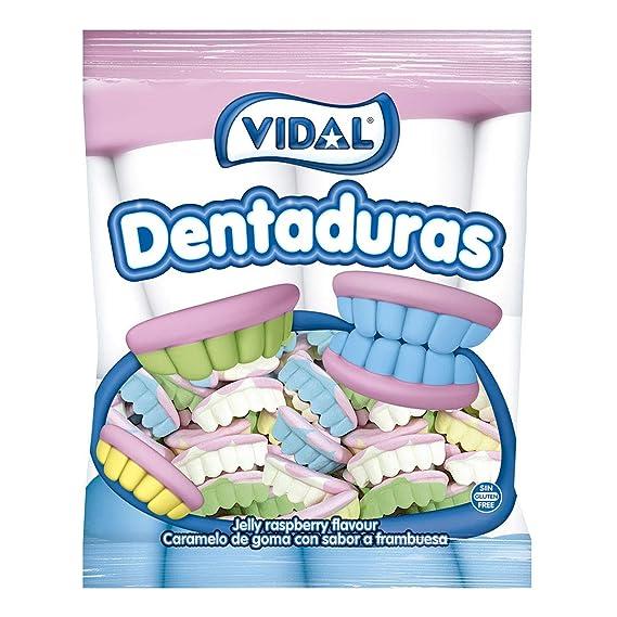 Dentaduras – Bolsa de 250 unidades – Vidal Golosinas