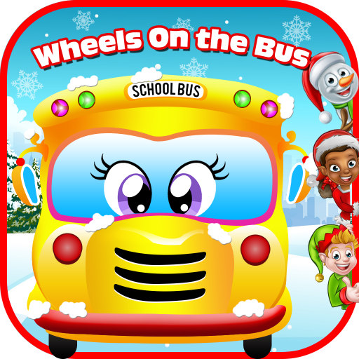 Christmas Rhymes Wheels On The Bus