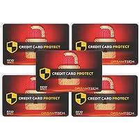 5 x Tarjetas de Bloqueo DreamTECH RFID &