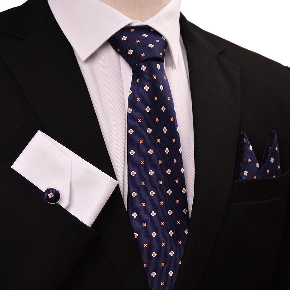 enjoymore varios colores Fashion Ties Hombres Trajes de corbatas ...