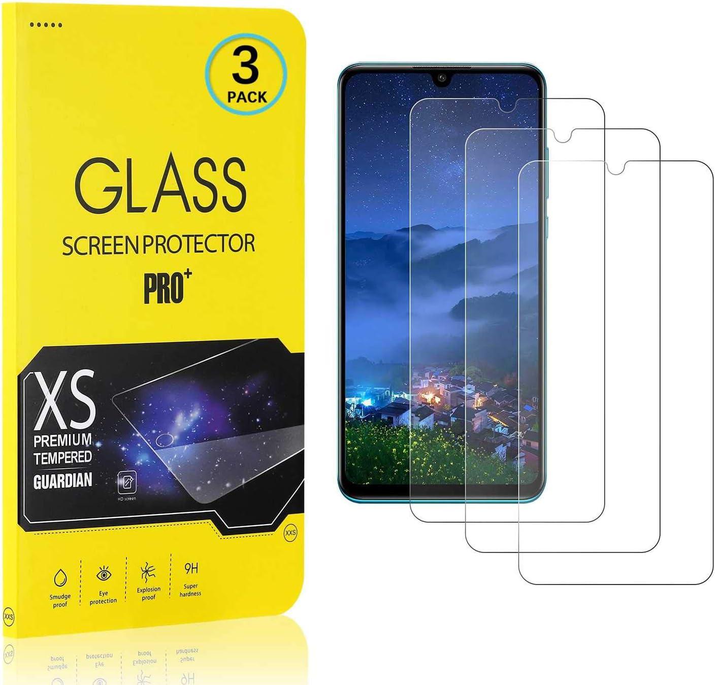 HD Displayschutzfolie 9H H/ärte Schutzfolie Panzerglasfolie 3D Full Screen Protector f/ür Huawei P30 Lite FCLTech Displayschutzfolie f/ür Huawei P30 Lite 3 St/ück