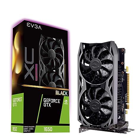 EVGA GeForce GTX GeForce GTX 1650 4 GB GDDR5 - Tarjeta ...