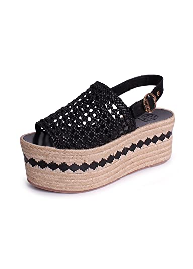 50a571837201 Tory Burch Women s Dandy Platform Espadrille Sandals