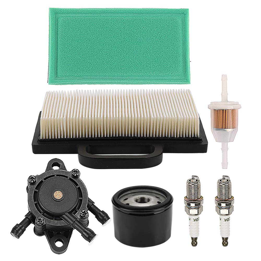 Mckin LA135 Tune Up Maintenance Service Kit fits John Deere LA120 LA130 LA140 LA150 L120 LA145 D130 D140 Lawn Mower Parts