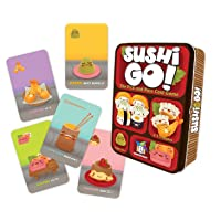 Deals on Sushi Go The Pick and Pass Card Game 249