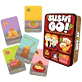 Gamewright Sushi Go Card Game, multi-colored, 1 pack
