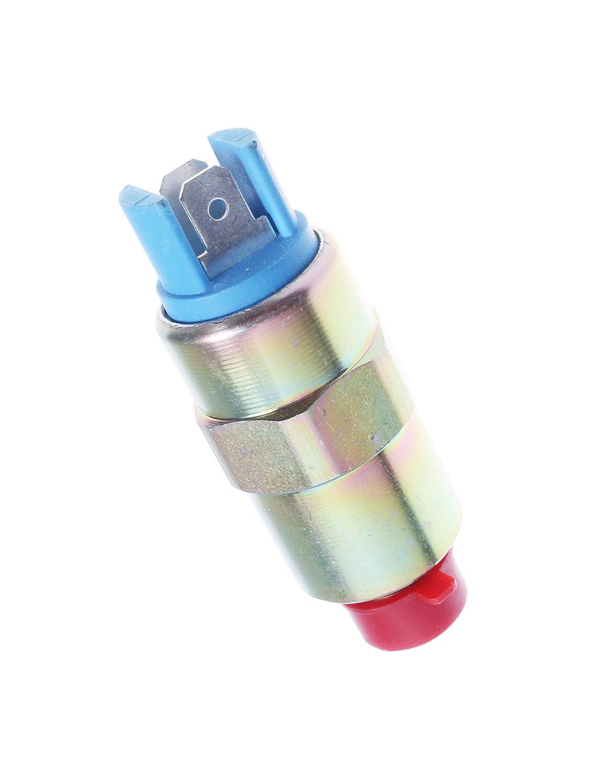 716//30098 New JCB Fuel Shut Off Solenoid 214-2 3CX 3CXSM