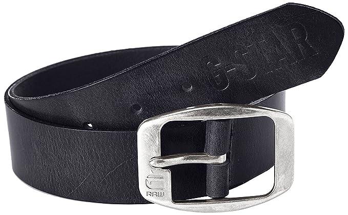 G-STAR RAW - Ceinture - Homme Noir Noir Taille unique  Amazon.fr ... 8a2592908a3