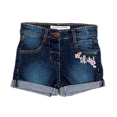 Girls Dark Blue Minoti Jeans