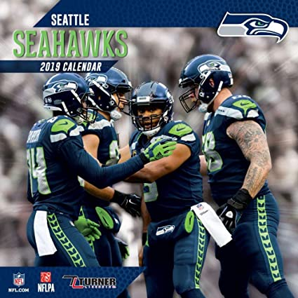 Seahawks Calendar 2019 Amazon.com: 2019 Seattle Seahawksl Calendar, Seattle Seahwks by