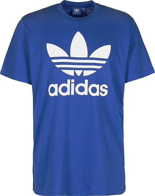 adidas Herren Originals Trefoil T Shirt: : Bekleidung