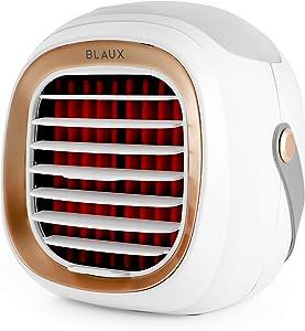 BLAUX Portable AC G2 - Battery Powered Air Cooler | Portable AC Unit & Evaporative Cooler | Personal Air Cooler & Portable Air Cooler for Room | Mini AC