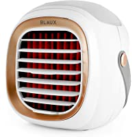 BLAUX Portable AC G2 - Blast Auxiliary Portable Air Conditioner for Fast Cooling   2000 mAh USB Battery Powered Portable…