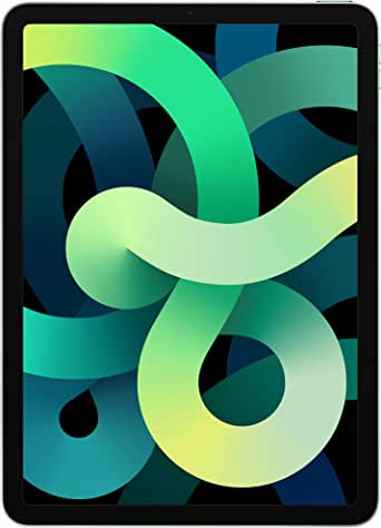 New Apple iPadAir (10.9-inch, Wi-Fi, 64GB) - Green (Latest Model, 4th Generation)