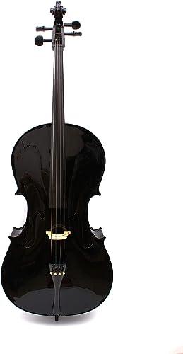 Cecilio 4/4 CECO-1BK Black Metallic Electric Cello