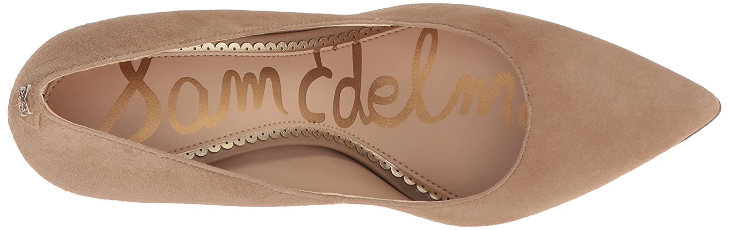 Sam Edelman Women's Hazel Pumps, US Golden Caramel, 10 M US Pumps, Women B078WMH6PB Flats 1dc2df