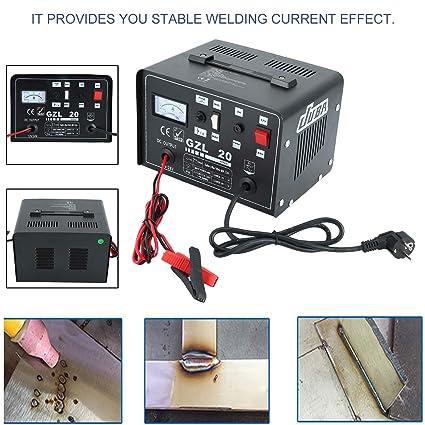 Arrancador auto de acero del salto del cargador de batería de ...