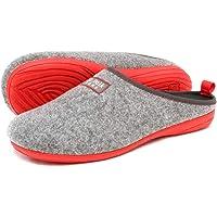 St.Polk® Zapatillas casa Mujer/Hombre Slippers Pantuflas de Estar por casa Fabricadas España Original Unisex Invierno…