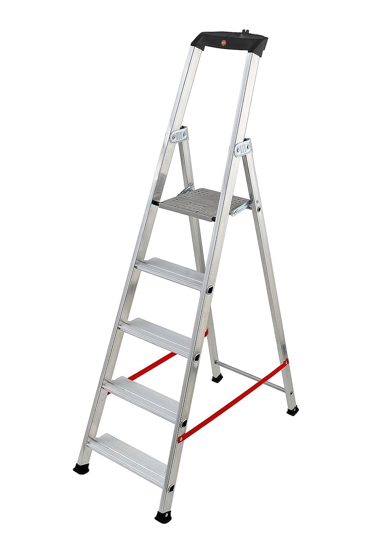 Tap 32141 escalera Pro en aluminio 7 peldaños 220 cm x 54 cm x 133 cm carga 225 kg: Amazon.es: Industria, empresas y ciencia
